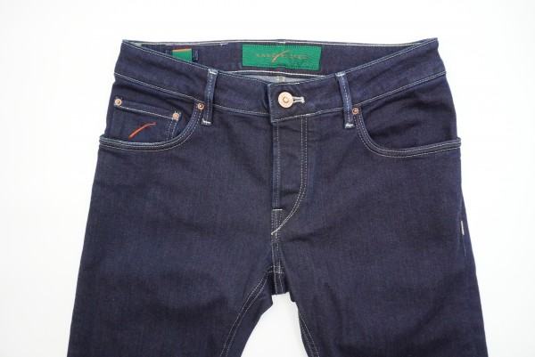 5-pocket Comfort Denim Str Wash