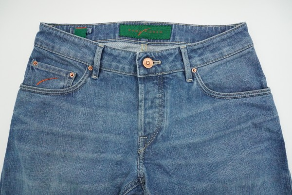 5-pocket Comfort Denim Str. Wash2
