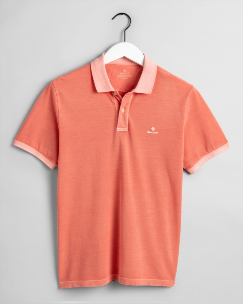 Polo KM D2. Sunfaded Pique