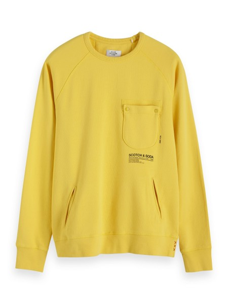 Pull Crewneck Sweat Worked-out