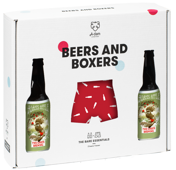 Giftbox Beers Boxers